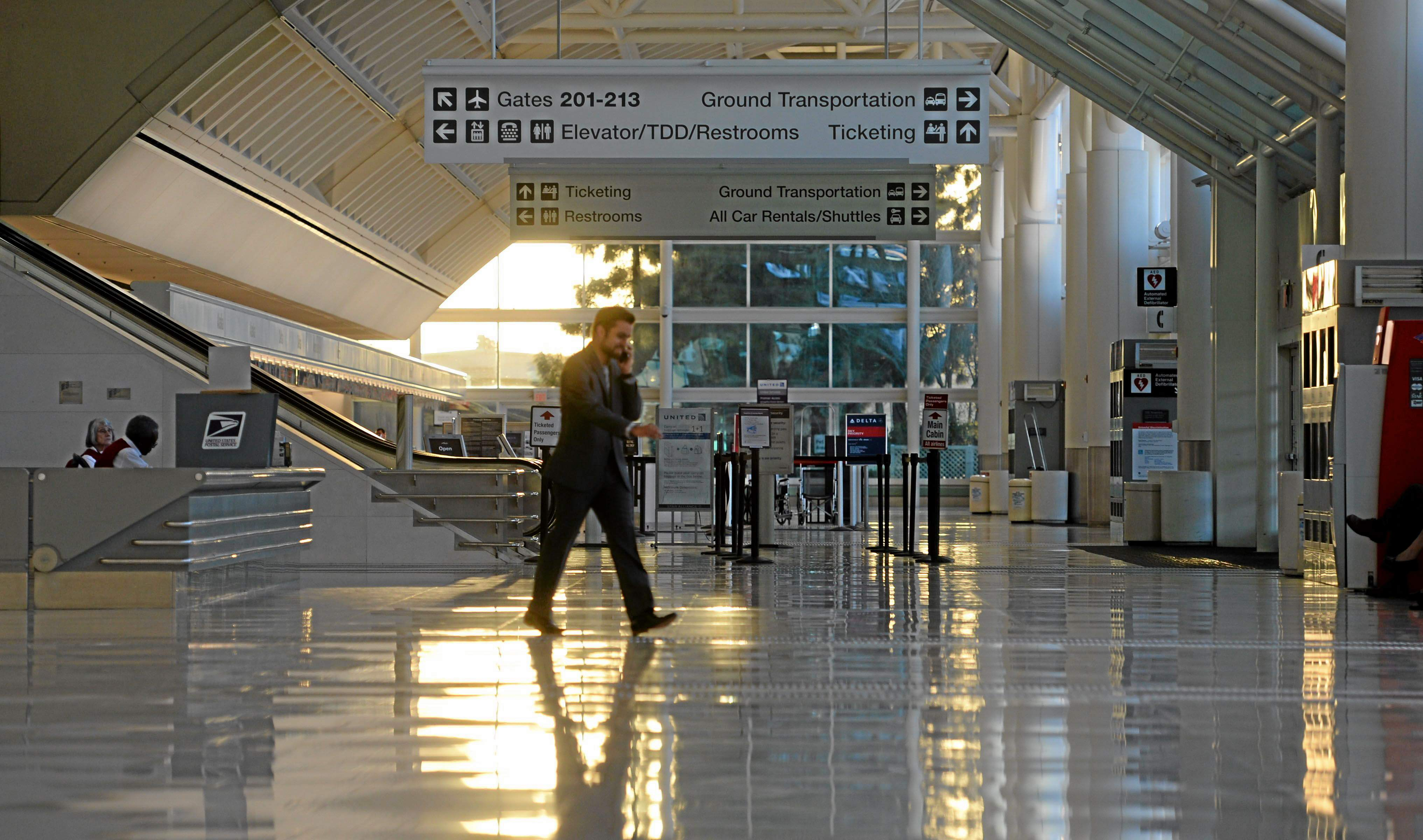 Los Angeles Agrees To Turn Over Ontario Airport Inland Valley