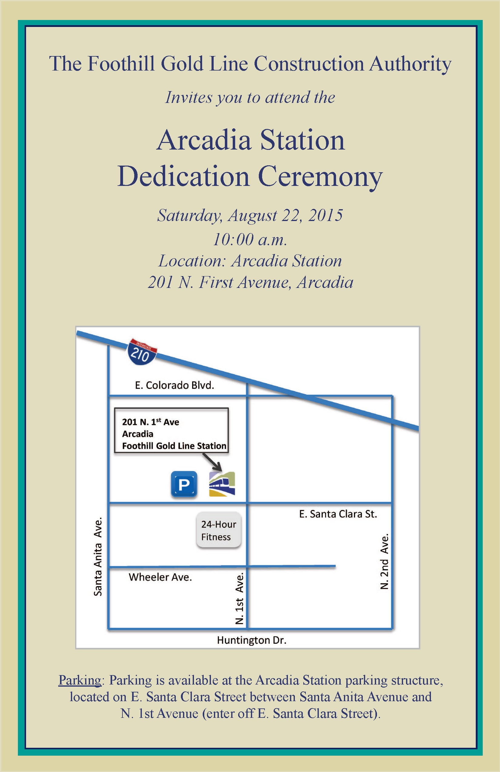 Arcadia Dedication Invite pg1