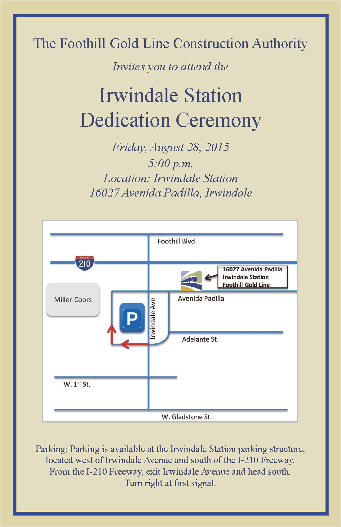 Irwindale Dedication Invite FINAL pg1
