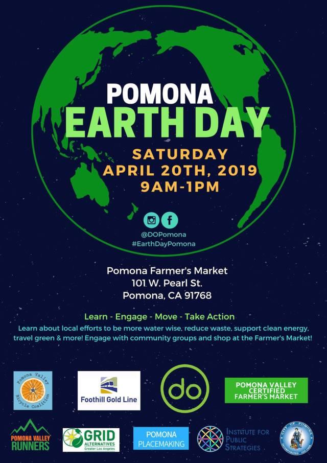 pomona earth day 2019