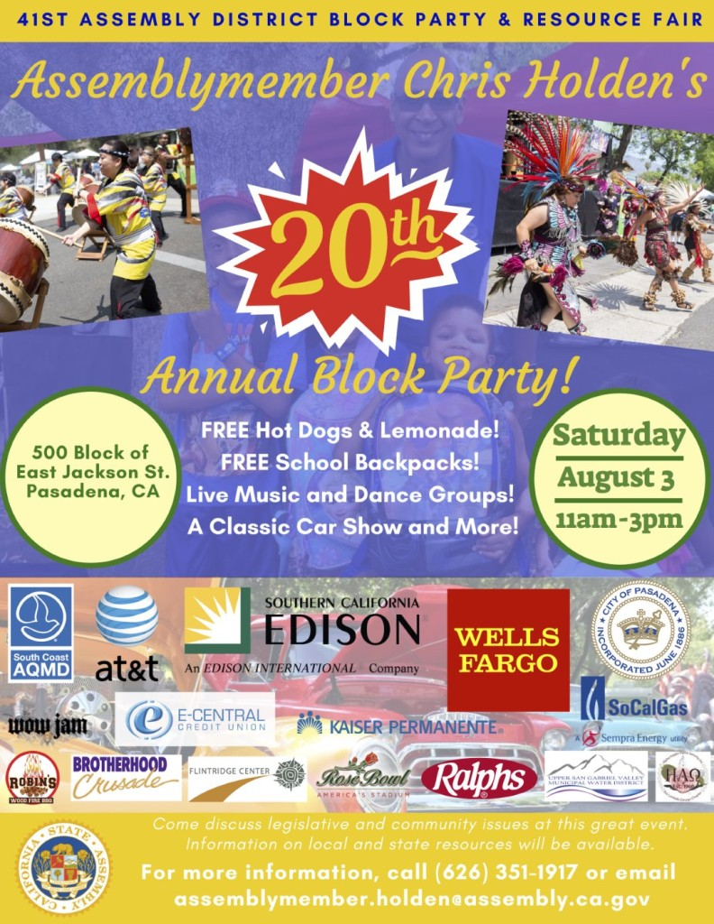 41st Assembly District - 20th Annual Block Party and Resource Fair - Final Draft_0 (Large)